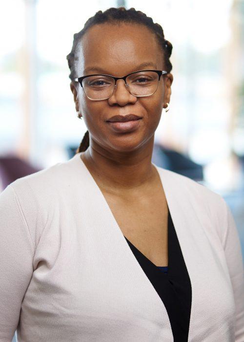 Dr Audrey Galebole